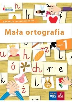 Owocna edukacja SP 1 Mała ortografia MAC