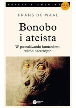 Bonobo i ateista. W poszukiwaniu humanizmu..pocket