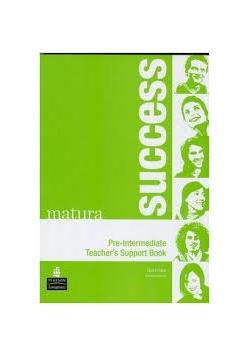 Matura success pre intermediate teacher's support book