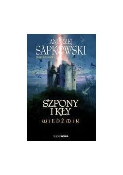 Andrzej Sapkowski przedstawia.Szpony i kły.