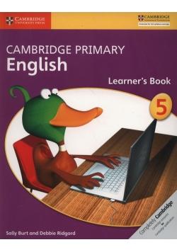 Cambridge Primary English Learner's Book 5