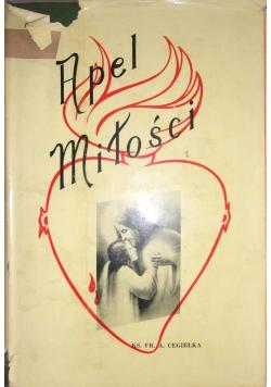 Apel miłości, 1949 r.