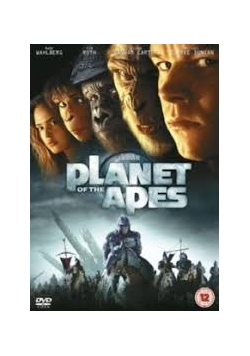 Planet of the Apes, płyta DVD