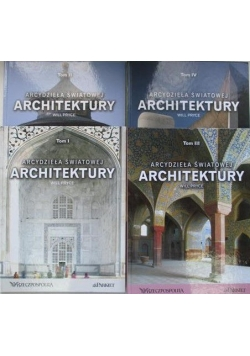Arcydzieła Światowej Architektury, Tom 1 - 4