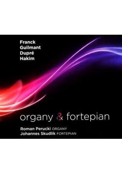 Organy & Fortepian - R.Perucki, J.Skudlik CD