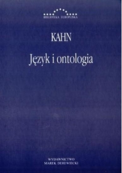 Język i ontologia