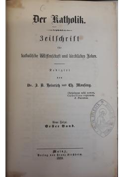 Der katholik, 1859 r.