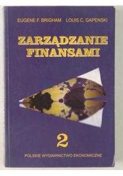 Zarządzanie finansami, tom II