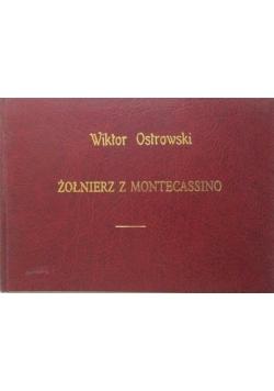Żołnierz z Montecassino, reprint 1945r.