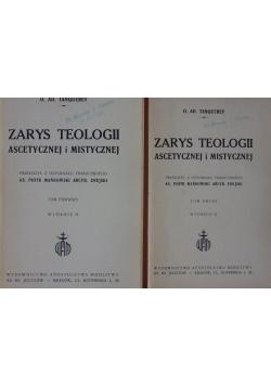 Zarys teologii ascetycznej i mistycznej, Tom I, II, 1949 r.