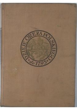 Dzieje oręża Polskiego, 1793 r.