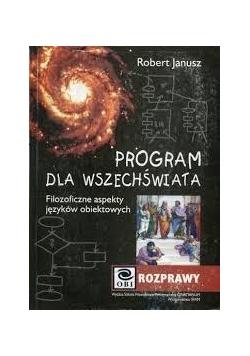 Program dla wszechświata