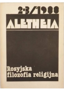 Rosyjska filozofia religijna