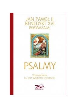 Jan Paweł II, Benedykt XVI rozważają; Psalmy