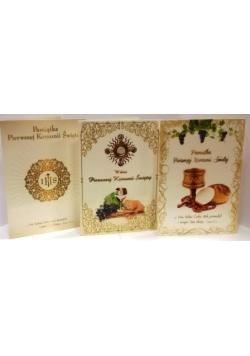 Karnet I Komunia Święta B6 druk MIX AVANTI
