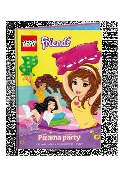 LEGO ® Friends. Piżama party