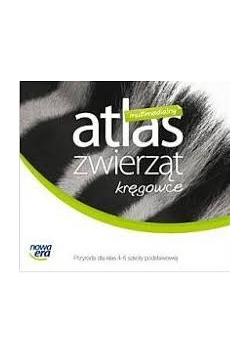 Multimedialny atlas zwierząt, kręgowce. Nowa