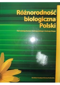 Różnorodność biologiczna Polski