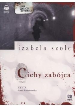 Cichy zabójca -CD mp3,Nowa