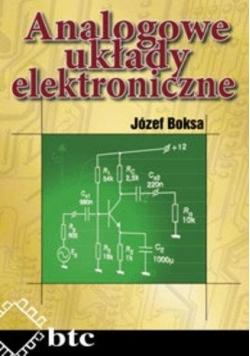 Analogowe układy elektroniczne