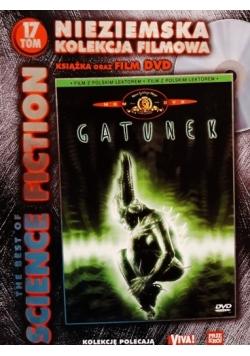 Gatunek, DVD