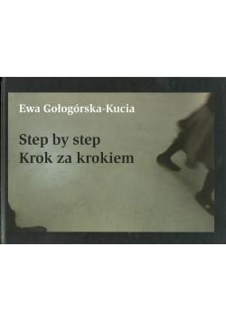Step by step  Krok za krokiem