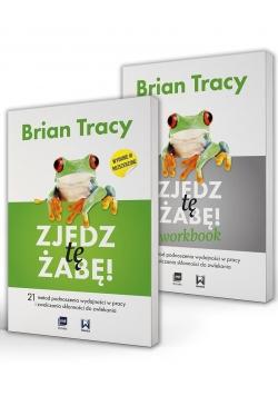 Pakiet Zjedz tę żabę! + Zjedz tę żabę! Workbook
