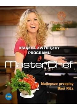 Książka zwycięzcy programu MasterChef