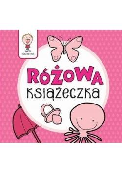 Wiem wszystko - Różowa Książeczka