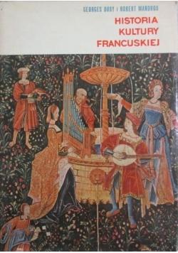 Historia kultury francuskiej
