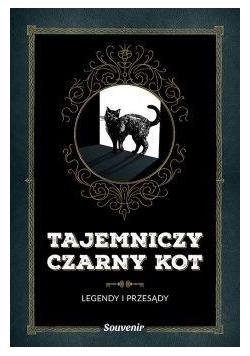 Tajemniczy czarny kot. Legendy i przesądy