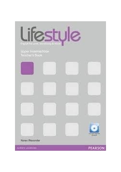 Lifestyle. English for work, socializing and travel. Upper Intermediate Teacher's Book.