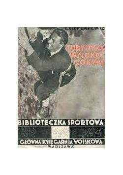 Turystyka wysokogórska, 1937 r.
