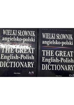 Wielki słownik angielsko - polski