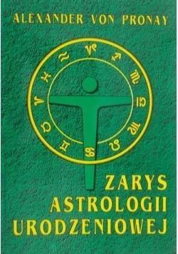 Zarys astrologii urodzeniowej