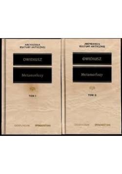 Metamorfozy - 2 tomy