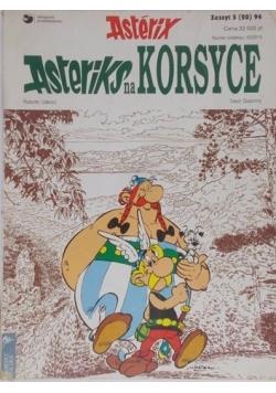Asteriks na Korsyce, zeszyt 5