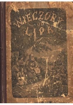 Wieczory pod lipą, czyli historia narodu polskiego, 1935 r.