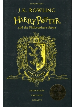 Harry Potter and the Philosopher`s Stone Hufflepuff