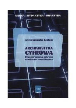 Archiwistyka cyfrowa