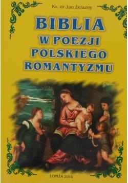 Biblia w poezji polskiego romantyzmu