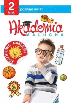 Akademia malucha. 2-latek poznaje świat