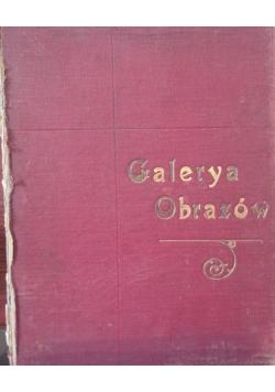 Galerya obrazów. Deutschland Kunstschatze, 1872r.