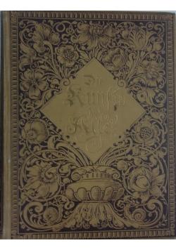 Die kunft fur Alle, 1892 r.