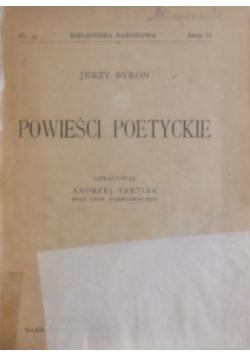Powieści poetyckie, ok. 1920r.