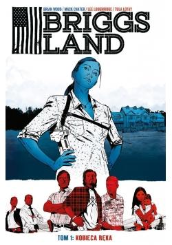 Briggs Land T.1 Kobieca ręka
