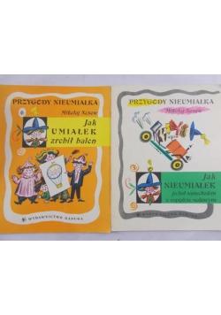 Przygody Nieumiałka, zestaw 2 książek