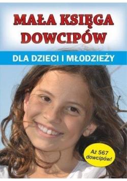 Mała księga dowcipów dla dzieci i młodzieży