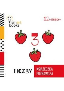 Książeczka poznawcza 12 M+ Liczby
