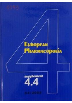 European Pharmacopoeia Supplement 4.4